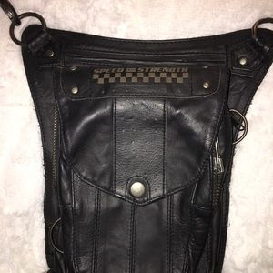 Speed and Strength Moro Hip Bag